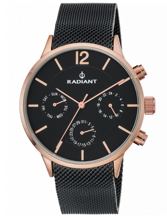 Reloj RADIANT RA418702 NORTH WEEK Acero Hombre