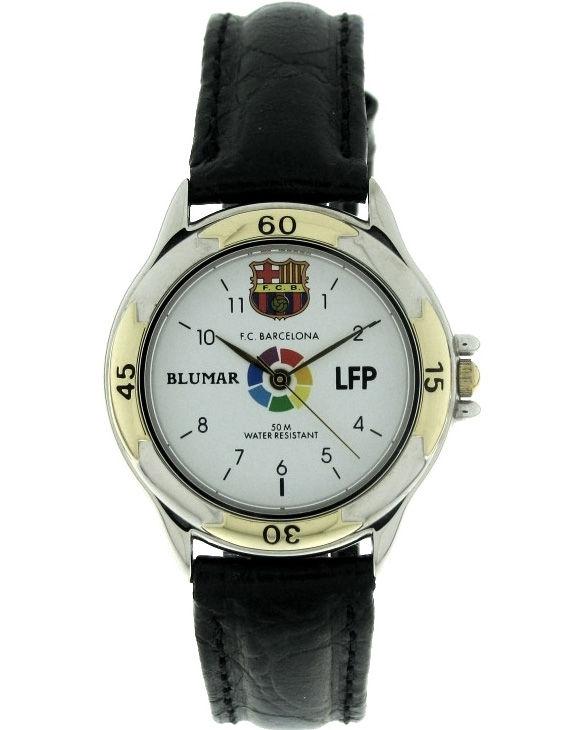 Reloj BLUMAR 100-BARC-1 F.C. BARCELONA Correa Piel Mujer