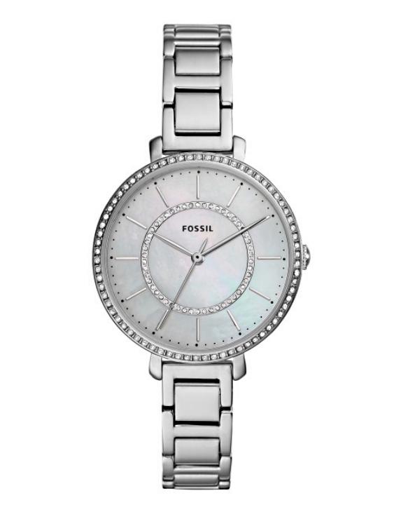 Reloj FOSSIL ES3282 JOCELYN Brazalete Acero con Swarovski Mujer