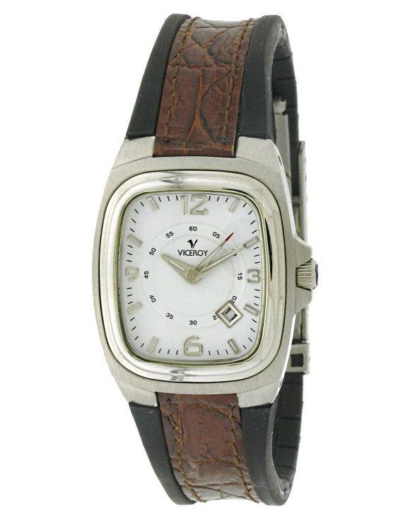 Reloj VICEROY 43488-05 ENRIQUE IGLESIAS Brazalete Piel Caucho Mujer