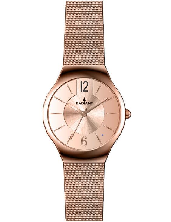 Reloj RADIANT RA404206 NEW NORTHLADY Acero IP Rosa Mujer