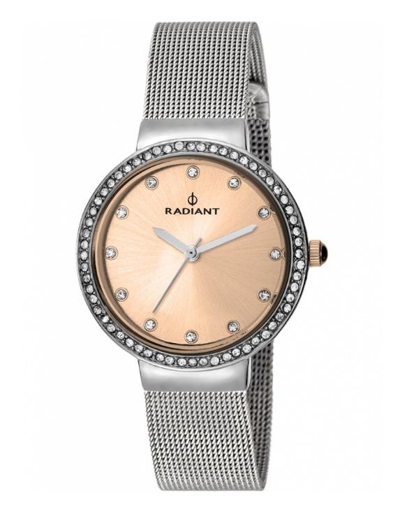 Reloj RADIANT RA401208 NEW NORTHWAY SMALL Acero con Circonitas Mujer