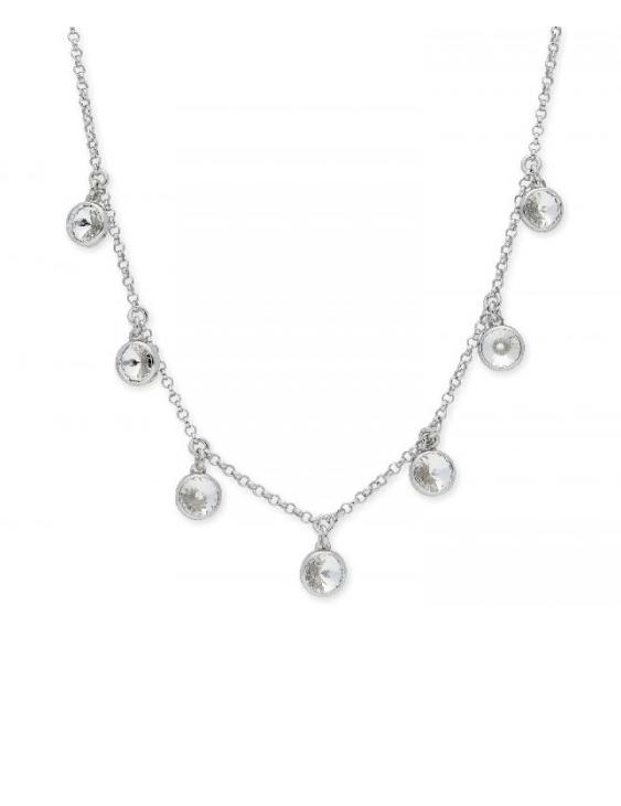 Collar LISKA SWAROVSKI ELEMENTS LSW4174CL-S Plata Mujer