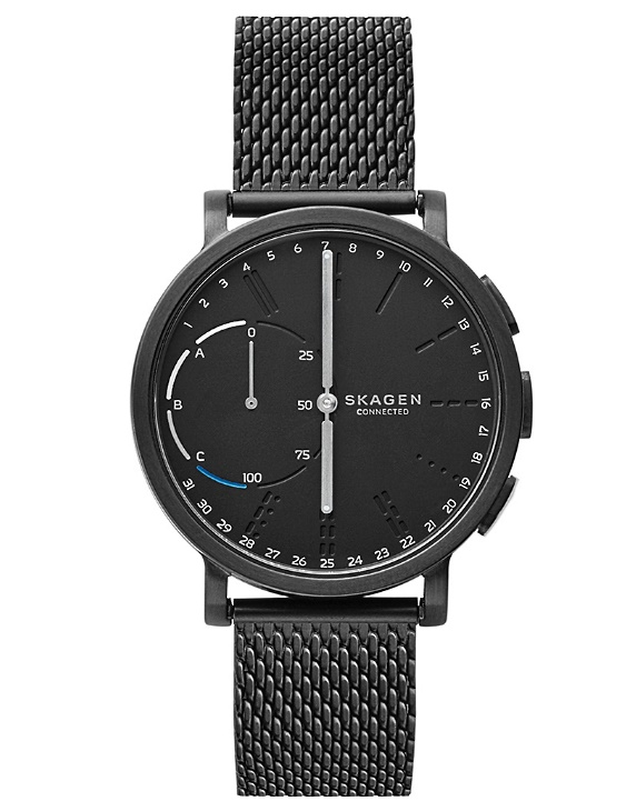 Reloj SKAGEN Smartwatch híbrido STK1109  THE HAGEN Connected Acero Hombre