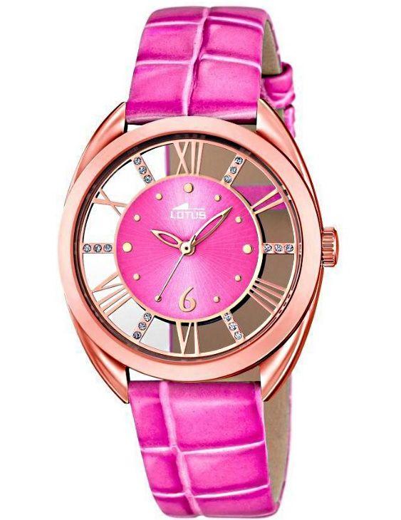 Reloj LOTUS 18226/1 TRENDY Correa Piel Mujer