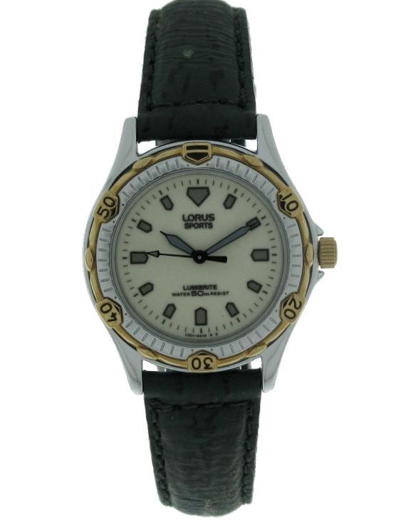 Reloj Lorus RZJ096-8 Correa Piel Mujer