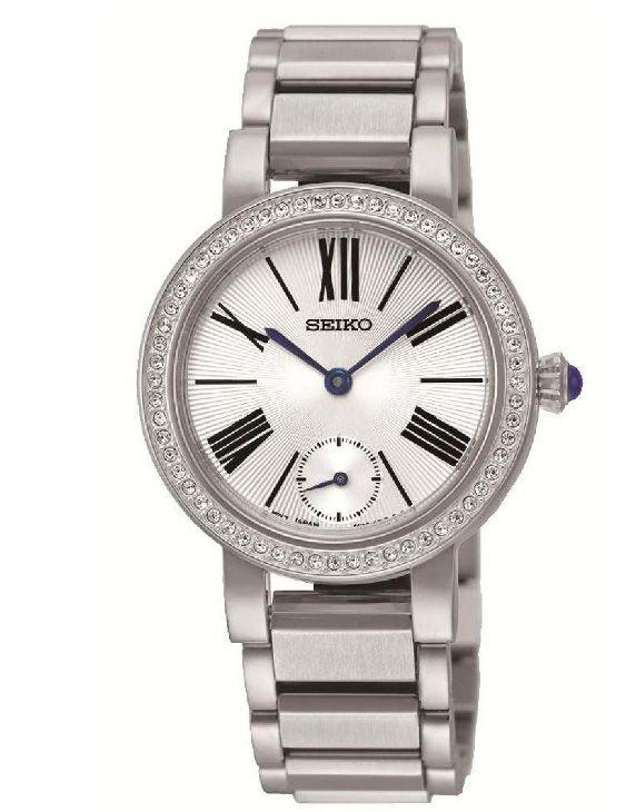Reloj SEIKO SRK027P1 LADIES Acero con Circonitas Mujer