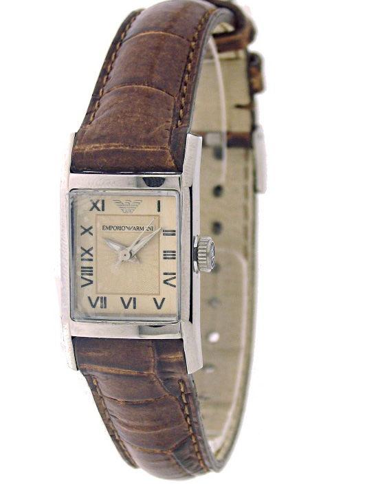 Reloj EMPORIO ARMANI AR0254 Correa Piel Mujer