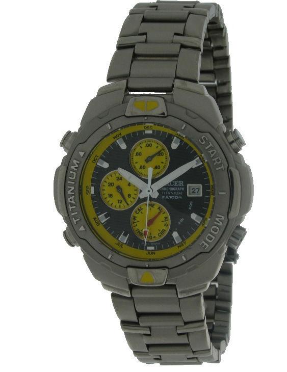 Reloj RACER W70706 Multifuncion Brazalete Titanio Hombre