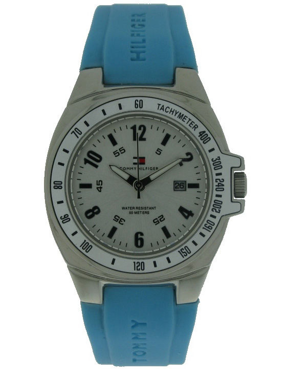 Reloj TOMMY HILFIGER 1780475 Correa Caucho Mujer