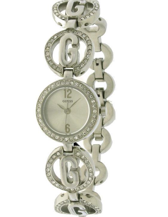 Reloj GUESS 85512L1 Brazalete Acero con Swarovski Mujer