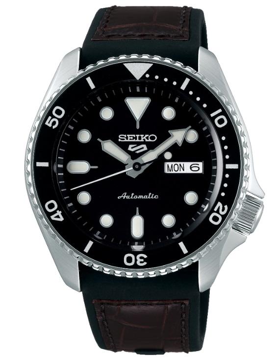Reloj Seiko SRPD55K2 5 SPORTS Automatico Acero Hombre