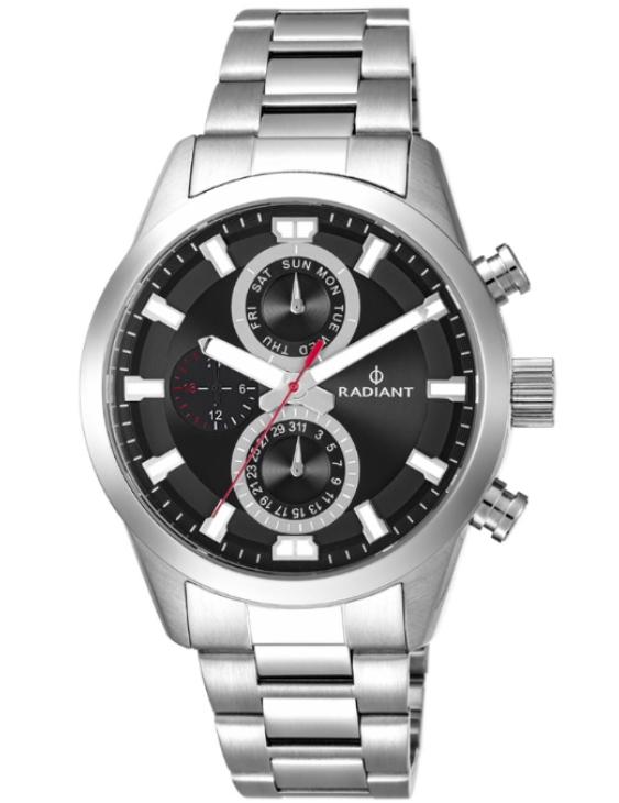 Reloj RADIANT RA479702 GUARDIAN Multifuncion Acero Hombre