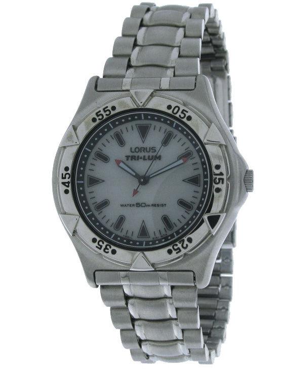 Reloj LORUS RZS013-9 Brazalete Acero Hombre