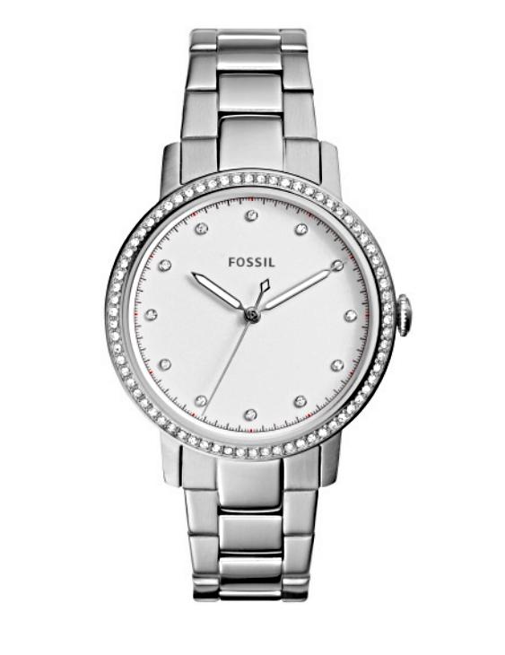 Reloj FOSSIL ES4287 NEELY Brazalete Acero con Circonitas Mujer