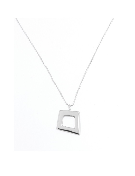Collar PERN393 Plata Mujer