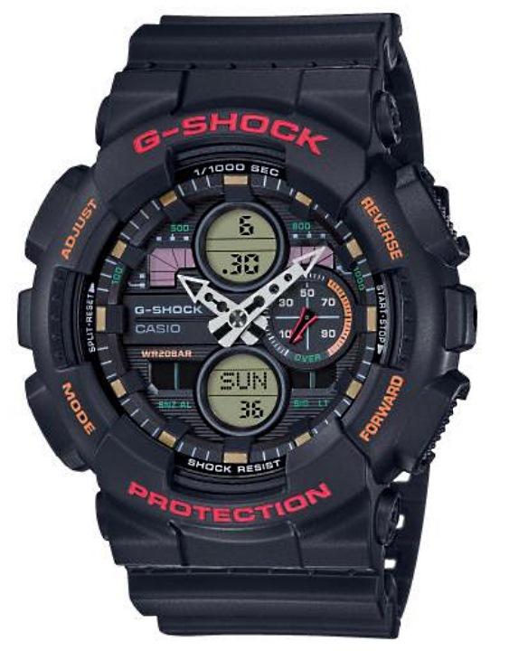 Reloj CASIO GA-140-1A4ER G-SHOCK Digital Hombre