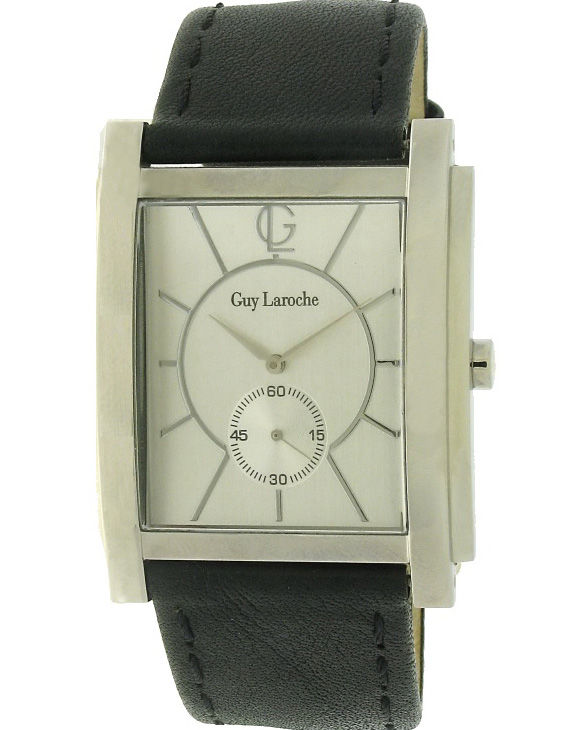 Reloj GUY LAROCHE LX5510AH Correa Piel Hombre